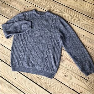 Marks and Spencer's chunky sweater size XL